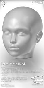 CATWA HEAD Catya Ad
