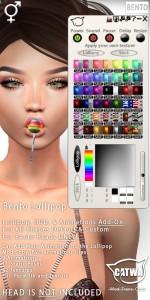 CATW Lollipop Adloli