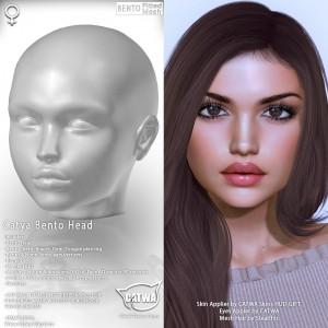 CATWA HEAD Catya Ad2