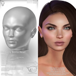 CATWA HEAD Kimberly Ad2
