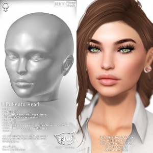 CATWA HEAD Lilo Ad2
