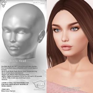 CATWA HEAD Magy Ad2