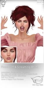 CATW Screaming Anim Ad