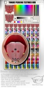 CATWA Tongue Piercing Ad