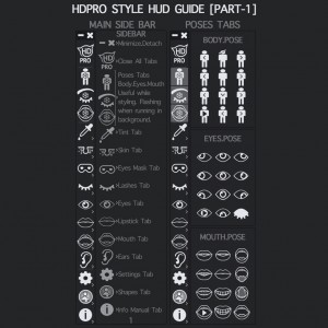 HDPRO Style HUD Guide-1